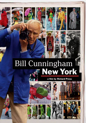 Watch Bill Cunningham New York