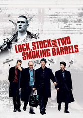 Rent Lock, Stock and Two Smoking Barrels on DVD