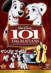 Rent 101 Dalmatians on DVD