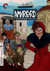 Rent Amarcord on DVD
