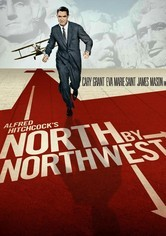 Rent North by Northwest on DVD