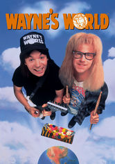 Rent Wayne's World on DVD