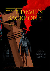 Rent The Devil's Backbone on DVD