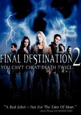 Rent Final Destination 2 on DVD