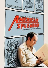 Rent American Splendor on DVD