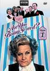 Rent Are You Being Served? on DVD