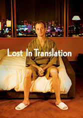 Rent Lost in Translation on DVD