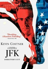 Rent JFK: Special Edition on DVD