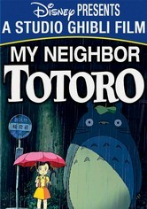 Rent My Neighbor Totoro on DVD