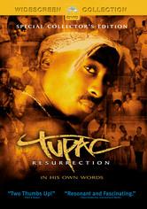 Rent Tupac: Resurrection on DVD