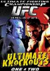 Rent UFC: Ultimate Knockouts 1 & 2 on DVD