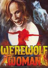 Rent Werewolf Woman on DVD