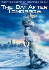 Rent The Day After Tomorrow on DVD