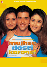 Rent Mujhse Dosti Karoge! on DVD
