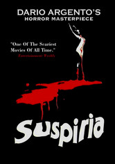 Rent Suspiria on DVD
