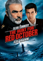 Rent The Hunt for Red October on DVD