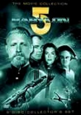 Rent Babylon 5: The River of Souls on DVD