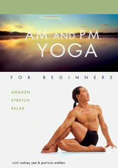Rent A.M. and P.M. Yoga on DVD