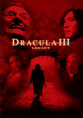 Rent Dracula III: Legacy on DVD