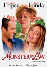 Rent Monster-in-Law on DVD
