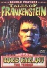 Rent Tales of Frankenstein / The Terror on DVD