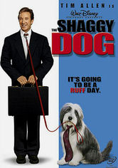 Rent The Shaggy Dog on DVD