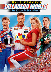 Rent Talladega Nights on DVD