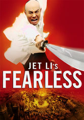 Rent Jet Li's Fearless on DVD