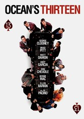 Rent Ocean's Thirteen on DVD