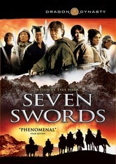 Rent Seven Swords on DVD