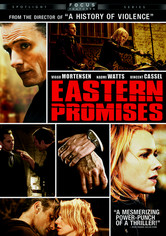 Rent Eastern Promises on DVD