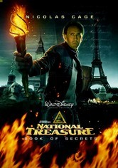 Rent National Treasure: Book of Secrets on DVD