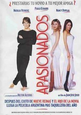 Rent Apasionados on DVD