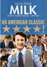 Rent Milk on DVD