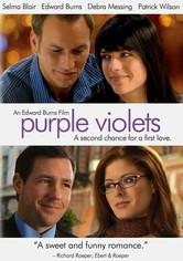 Rent Purple Violets on DVD