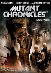 Rent The Mutant Chronicles on DVD