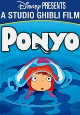 Rent Ponyo on DVD