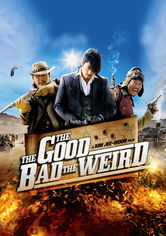 Rent The Good, the Bad, the Weird on DVD