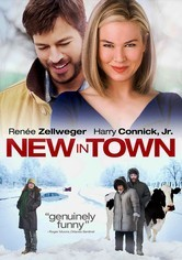 Rent New in Town on DVD