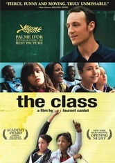Rent The Class on DVD