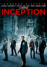 Rent Inception on DVD