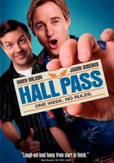 Rent Hall Pass on DVD