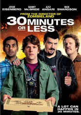 Rent 30 Minutes or Less on DVD