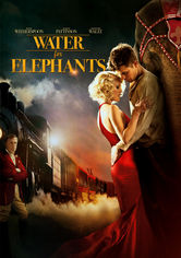 Rent Water for Elephants on DVD