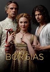 Rent The Borgias on DVD