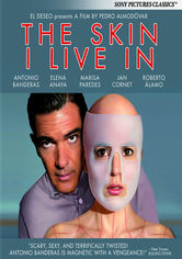 Rent The Skin I Live In on DVD