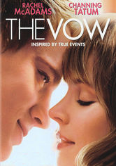 Rent The Vow on DVD