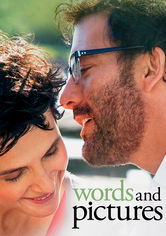 Rent Words and Pictures on DVD