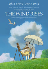 Rent The Wind Rises on DVD