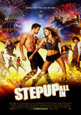 Rent Step Up: All In on DVD